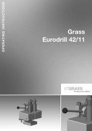 grass eurodrill 42/11
