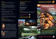 PARADEISER- Camp - Energosophie