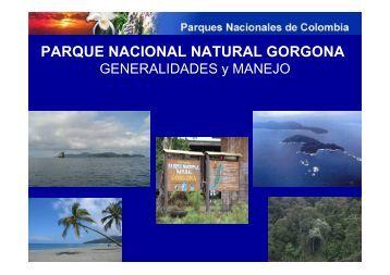 parque nacional natural gorgona - National Marine Sanctuaries