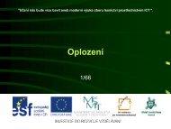 Oplození - Projekt EU