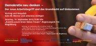 Einladungskarte (PDF) - Omnibus für direkte Demokratie