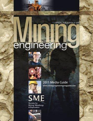 2011 Media Guide - SME