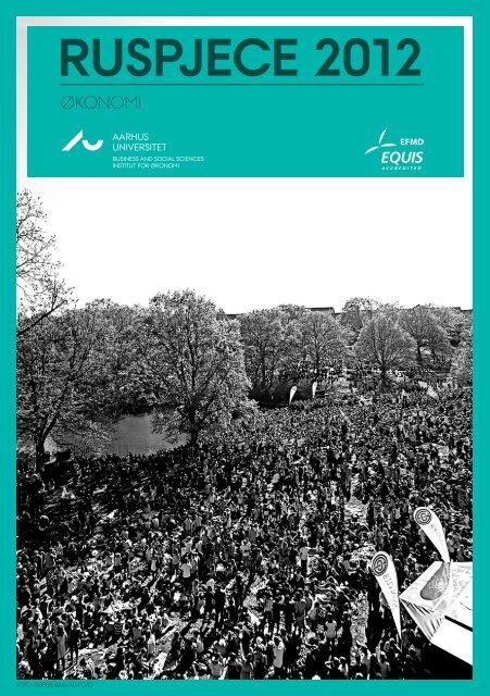 RUSPJECE 2012 - Aarhus Universitet