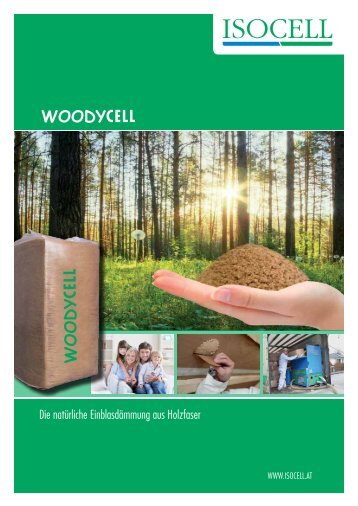 Folder WoodyCell - Isocell