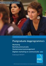 BROCH_postgr. mark:BROCH_postgraduate ... - HUBRUSSEL.net
