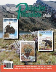 TCP(FinalPages)-J/A 04 - The Royal Philatelic Society of Canada