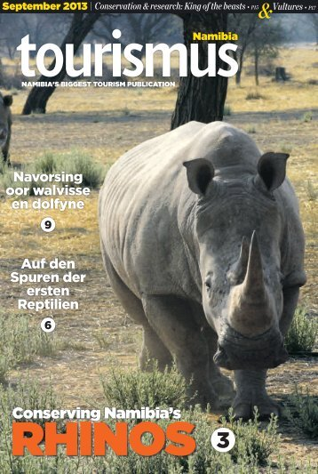 september 2013 wildlife conservation & research column