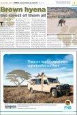 september 2013 wildlife conservation & research column - Seite 5