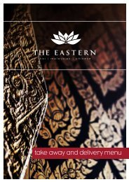 The-Eastern-Take-Away-Menu