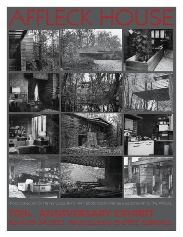 Exhibition Catalog - Lawrence Technological University