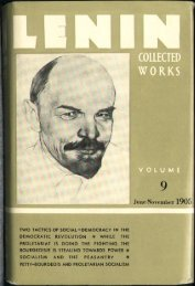 Lenin CW-Vol. 9-TC.pdf - From Marx to Mao
