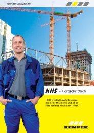 KHS Installateur - Trinkwasserhygiene in Gebäuden ein sensibles ...