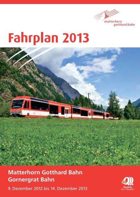 Untitled - Matterhorn Gotthard Bahn