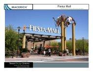 Fiesta Mall Food Court Criteria - Macerich