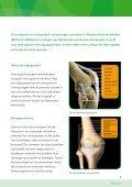 Kijkoperatie van de knie - Mca - Page 3