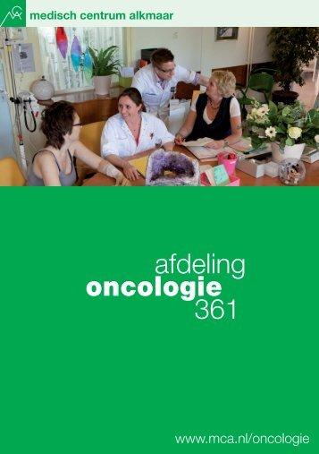 afdeling oncologie 361 - Mca