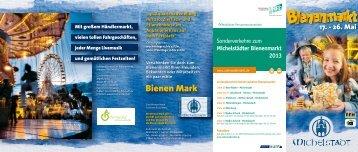 Bienen Mark - Michelstadt