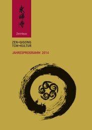 Download Jahresprogramm 2014 - Dokuho