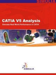 CATIA V5 Analysis