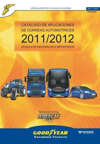 Catalogo Goodyear 2011.indd - Distribuidora Idem
