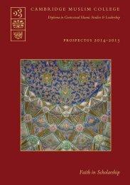 Diploma Prospectus 2014-2015