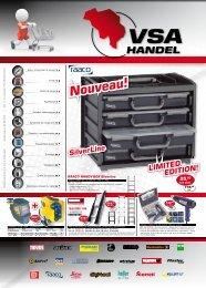 Nouveau! - ITS International Tools Service