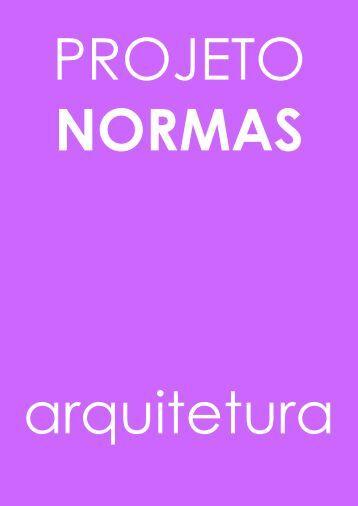 Arquitetura - Catálogos Técnicos