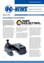 K-News_2_2012_Automotive - Kautex Maschinenbau