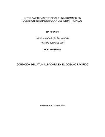 BACKGROUND PAPER 3 - Comisión Interamericana del Atún Tropical