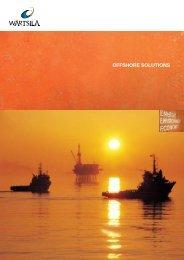 Offshore Solutions - Wärtsilä