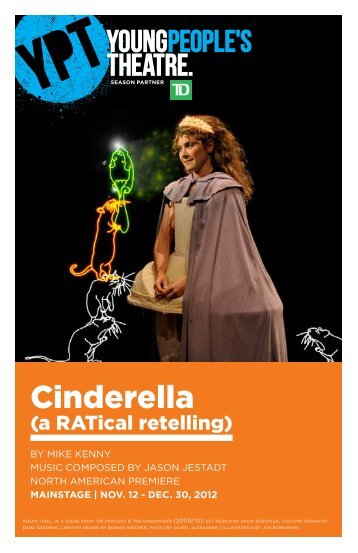 Cinderella - Young People's Theatre