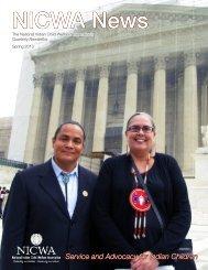Spring 2013 - National Indian Child Welfare Association