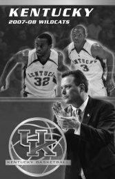 KENTUCKY - University of Kentucky Athletics