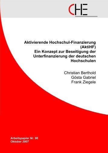 Aktihf - Centrum für Hochschulentwicklung