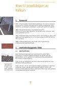 Krav til kalkunproduksjon - Nortura - Page 7