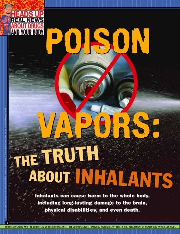 The Truth About Inhalants (PDF) - Scholastic