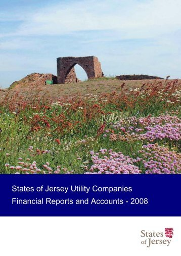 Financial Reports and Accounts - States Assembly