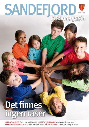 det finnes ingen raser - Sandefjord kirkelige fellesråd - Den norske ...