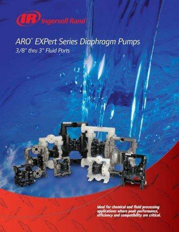 ARO® EXPert Series Diaphragm Pumps - Amet