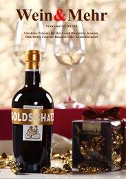 Download der Geschenkideen - Wein & Mehr