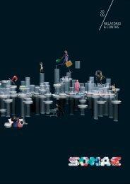 Relatório e Contas 2009 - Sonae