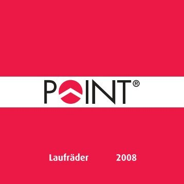 Laufräder 2008 - Point