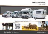 Caravaning 2013 . 2014 - Knaus Tabbert Group GmbH