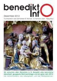 Termine Dezember 2012 - st.benedikt-mg.de: Start