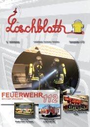 4. Jahrgang - bei der Feuerwehr Völklingen