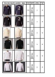 POLO ML RALPH LAUREN - MAN - Ingrosso abbigliamento