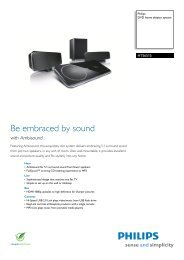 HTS6515/12 Philips DVD home theater system - Mixi, foto in video