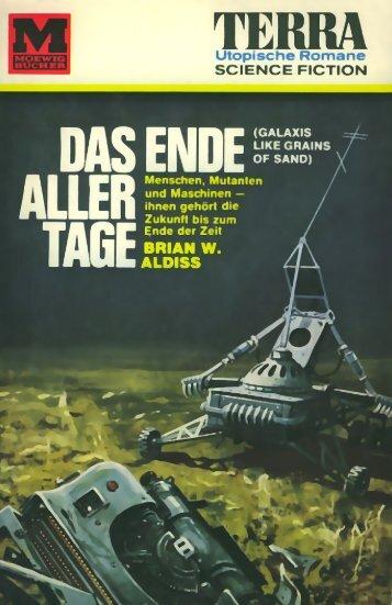 TTB 120 - Aldiss, Brian W - Das Ende aller Tage