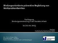 R. Kißgen: Bindungsorientierte präventive Begleitung von ...