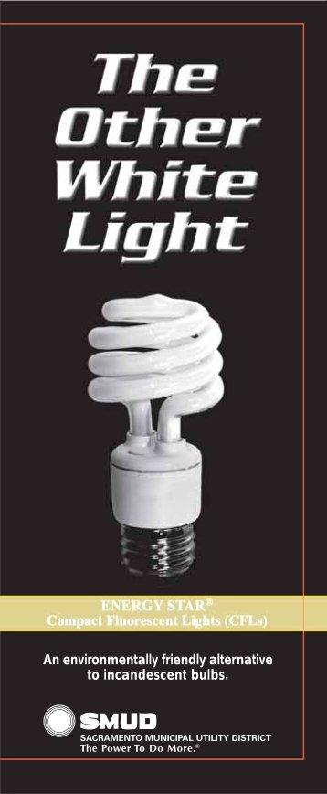 CFLs - Sacramento Municipal Utility District